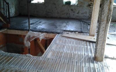 Egalizarea betonului pe suprafata 2