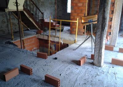 Asezarea betonului atunci cand se foloseste Nervometal 2