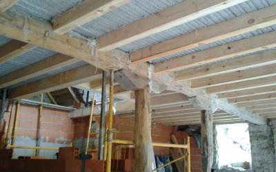 Structura din lemn2